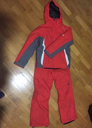 Лижний костюм rossignol на ріст 158