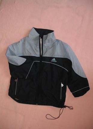 Спортивная куртка ветровка для мальчика