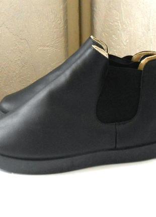 Детские туфли демисезонные ботинки - челси, р.32 код d3202