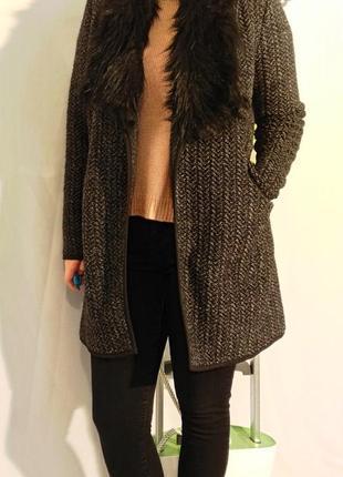 2412/230 демисезонное пальто f&f xxl