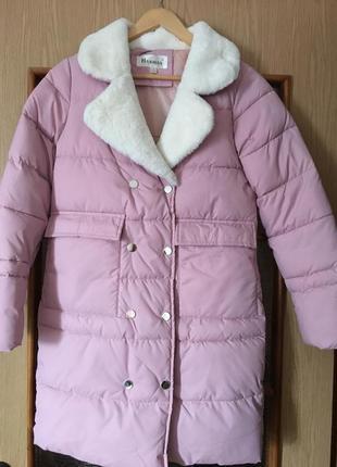 Женское демисезонное стильное пальто
