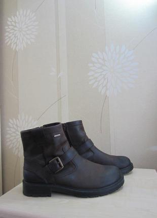 Мужские ботинки geox amphibiox, оригинал, р.44