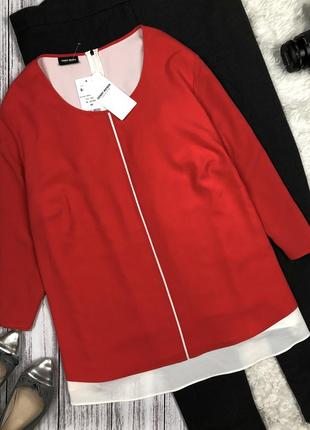 Новая с биркой блуза от дорого бренда