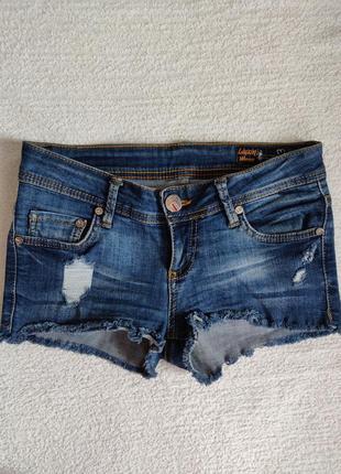 Классные джинсовые шорты турция