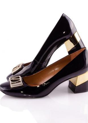 Туфли женские vicenza 0312/59 черные
