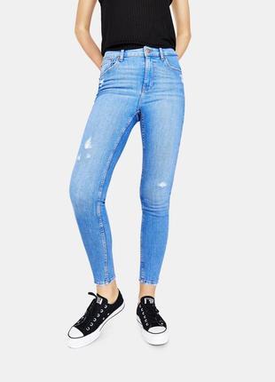 Новые джинсы bershka размер 32/22