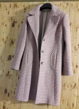 Шерстяное пальто next p.42