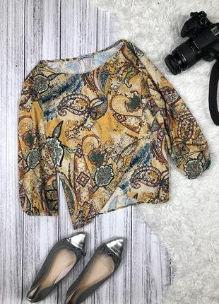 Нарядная блуза от zara