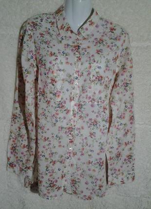 3957045e7f3a41f Женские рубашки с принтом Promod 2019 - купить недорого вещи в ...