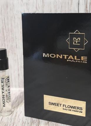 Montale sweet flowers