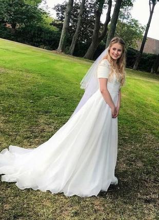 Свадебное платье jasmine