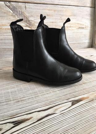 Демисезонные ботинки челси 31р по ст.20,5см.