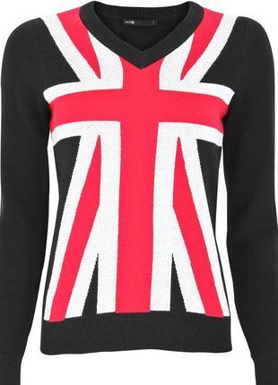 Кофта с британским флагом