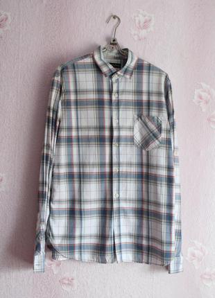 7083abc9bbce63d Мужские рубашки slim fit 2019 - купить недорого мужские вещи в ...