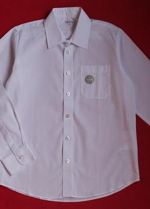 Рубашка debenhams для мальчика 12 лет