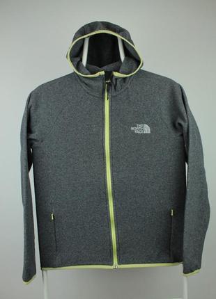 Замечательная оригинальная толстовка the north face fleece hoodie women размер s