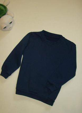 Стильный свитшот свитер кофта aldi 6-7 лет 116-122 см