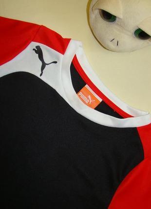 Классная футболка puma оригинал 6-7 лет3