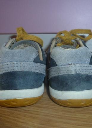 Туфельки-кроссовки кларкс для модника3
