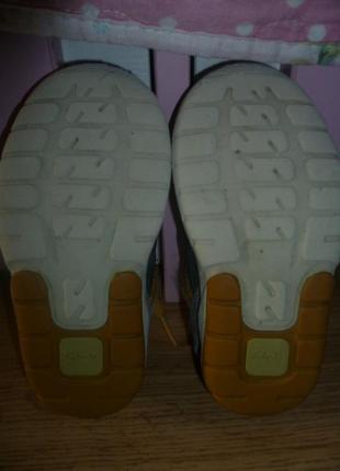 Туфельки-кроссовки кларкс для модника4