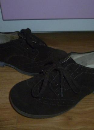 Фирменные туфли для настоящего мужчины