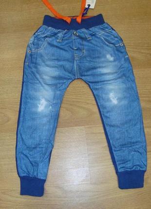 Спортивные штаны для мальчика размер 110 122 140 см