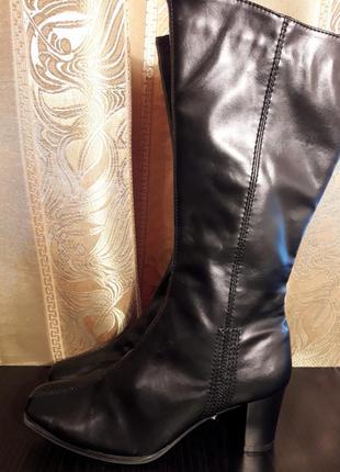 Оригинальные сапоги di fontana, сапожки, ботинки