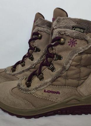 Ботинки lowa klara gtx. размер 33