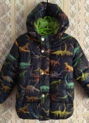 Куртка next на 2-3года