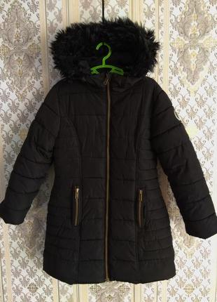 Пальто куртка next на девочку 6лет
