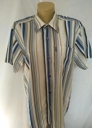 Стильная рубашка hugo boss