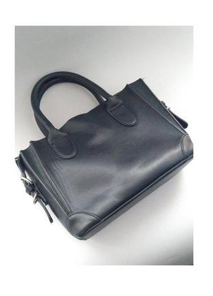 Класическая сумка с ручками