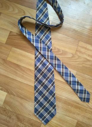 Роскошный шелковый галстук
