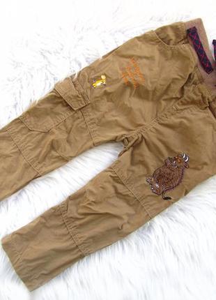 Крутые и стильные штаны брюки tu the gruffalu