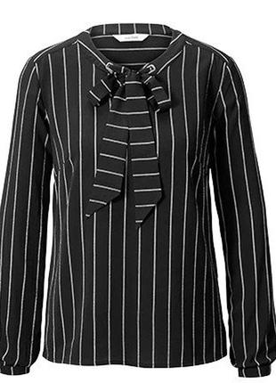 Стильная женская блуза от tcm tchibo германия. размер 46,48 евро
