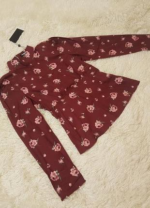 Стильная нарядная блуза fashion union4 фото