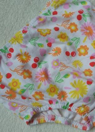 Новые трусики под платье, памперс ergee на 9-12 месяцев