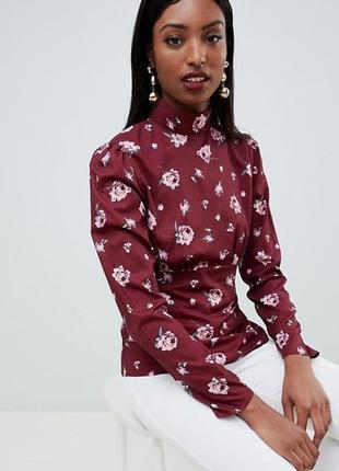 Стильная нарядная блуза fashion union