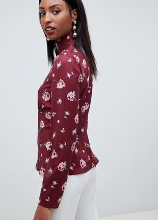 Стильная нарядная блуза fashion union2 фото