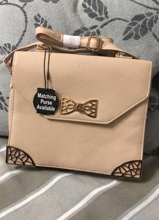 Пудровая сумка atmosphere, новая!