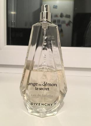 Givenchy ange ou demon le secret оригинал