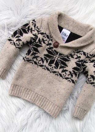 Стильная кофта свитер baby peacocks