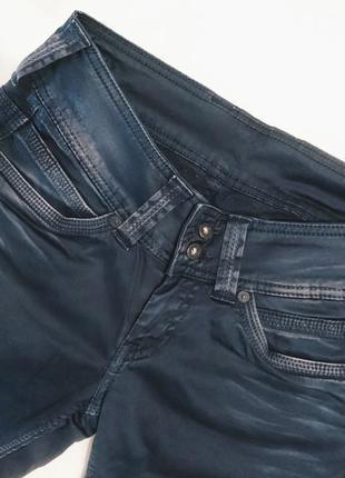 Джинсы темно-синие pepe jeans