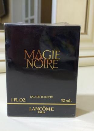 Духи винтажные lancome magie noire b846c518bc636