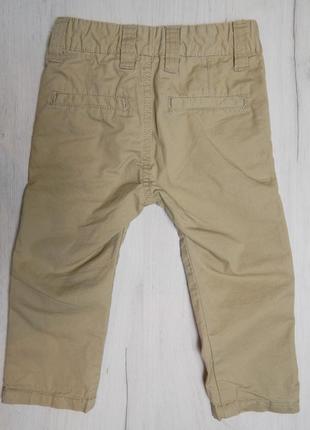 Весенние джинсы для малыша