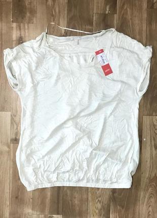 Новая легкая летняя футболка esprit