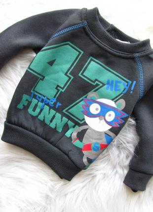 Стильная кофта свитер mini gang