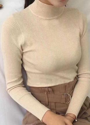 Мягкие гольфы - лапша рубчик в 12 расцветках @womens.online.showroom