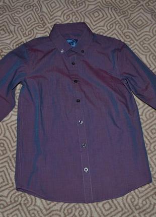 Новая рубашка bluezoo на 10 лет рост 10 англия