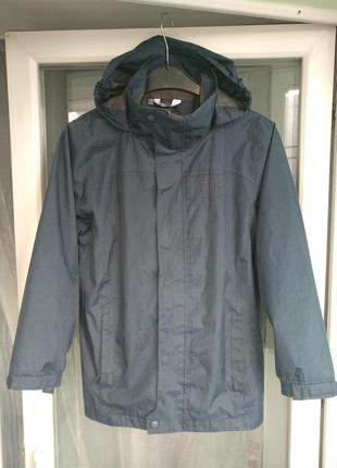 Куртка-ветровка-дождевик higear р.140-146, мальчику 9-10лет